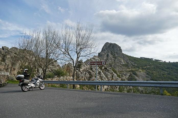 Barragem de Santa Luzia, Miradouro do Vidual Serra da Lousã