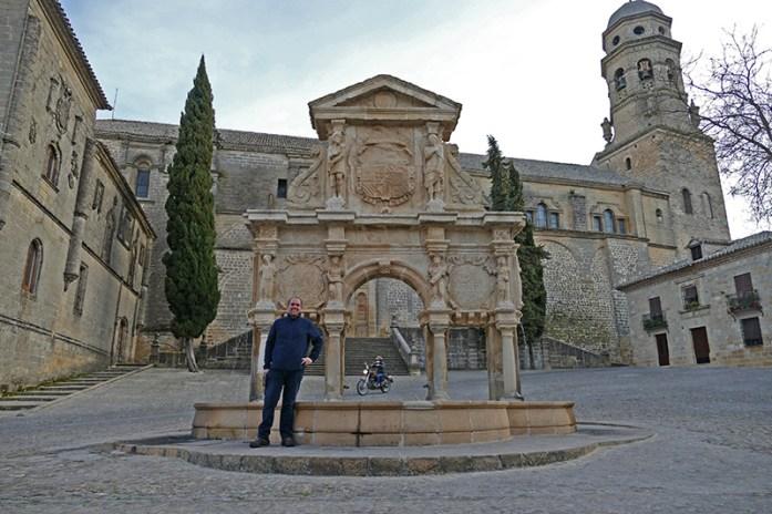 Centro Histórico de Baeza, Andaluzia