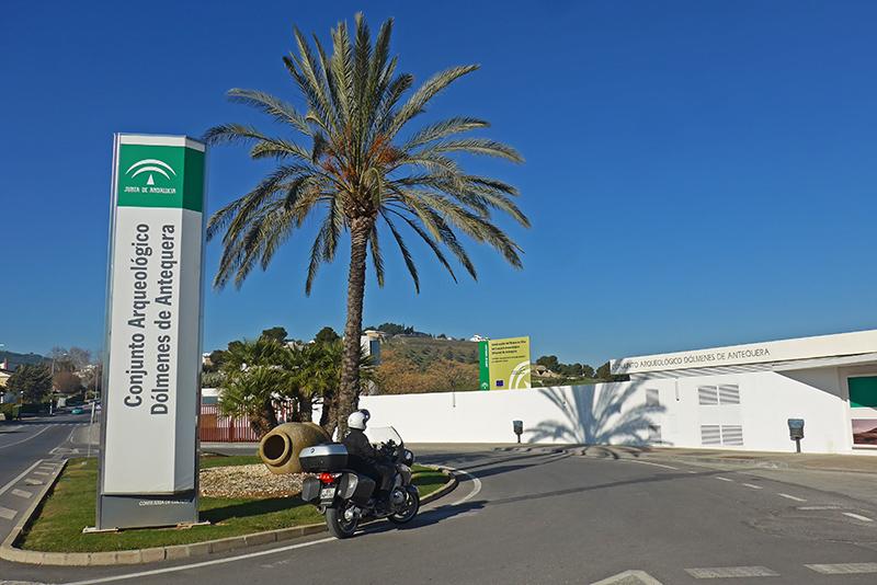 Parque Megalítico de Antequera