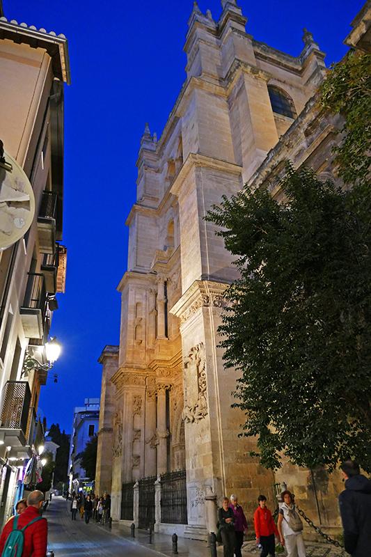 Roteiro pela Andaluzia: Granada