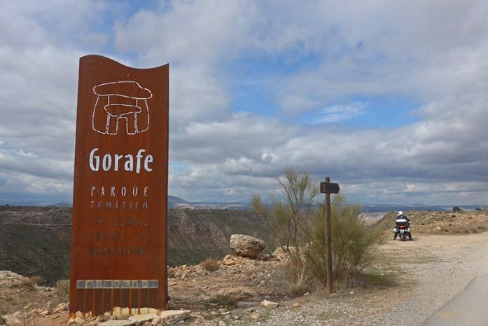 Dólmenes Conquin, Parque Megalítico de Gorafe. Andaluzia. Sul de Espanha