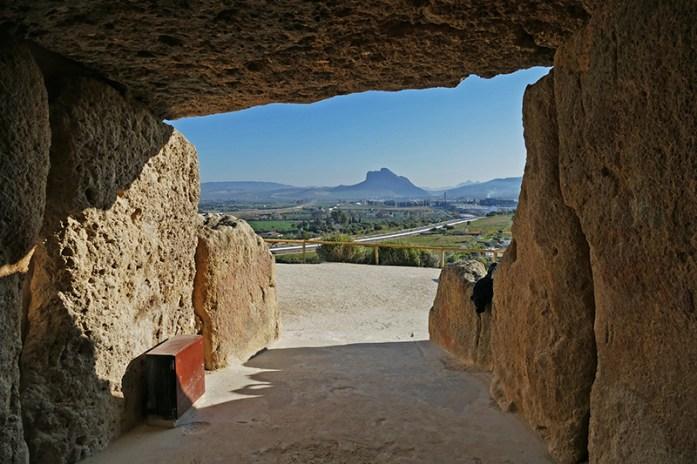 Rota do Megalítico. El Torcal de Antequera