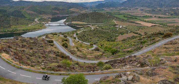 Estrada M611, Estevais, Torre de Moncorvo.