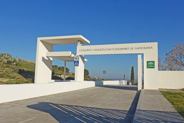 Conjunto Arqueológico dos Dólmenes de Antequera