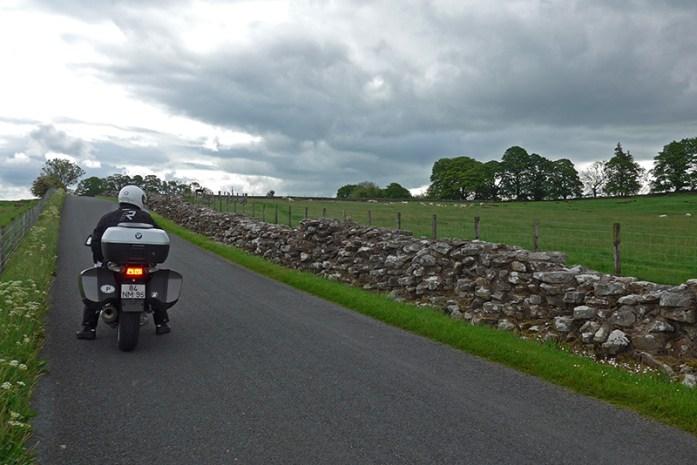 Hadrian's Wall - Norte de Inglaterra