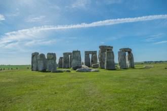 Visitar Stonehenge, viagem de mota pelo UK