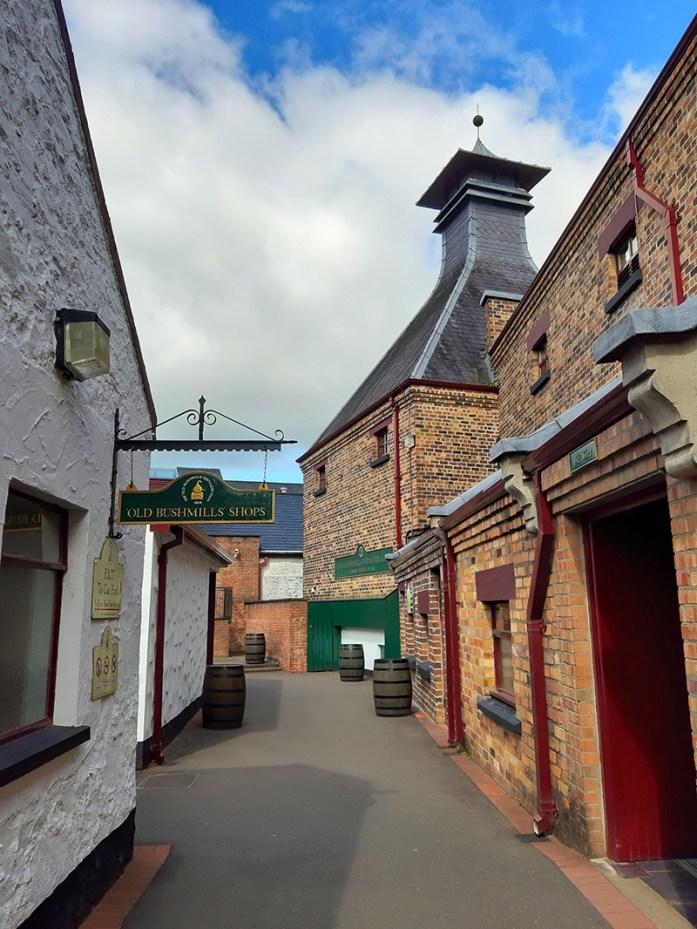 Destilaria de Bushmills