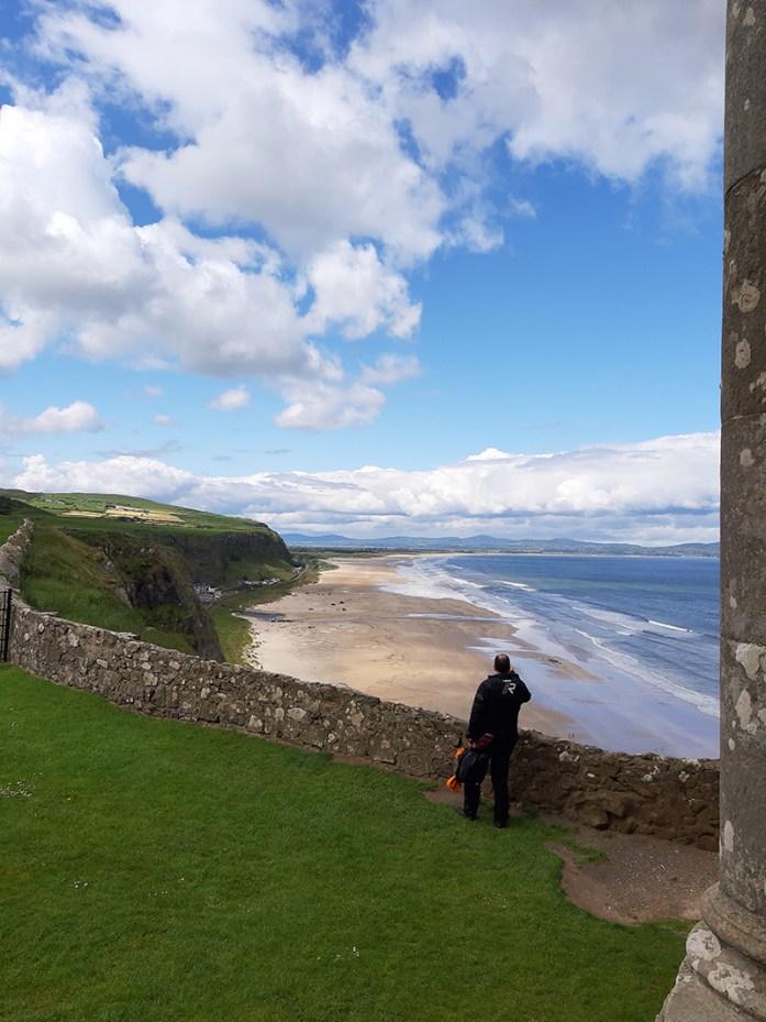 Downhill Beach - Locais a Visitar na Irlanda do Norte