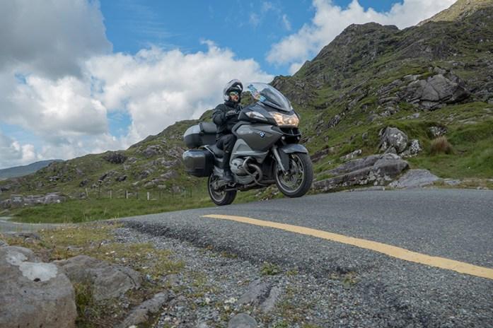 Viagem de mota à Irlanda - Gap of Dunloe