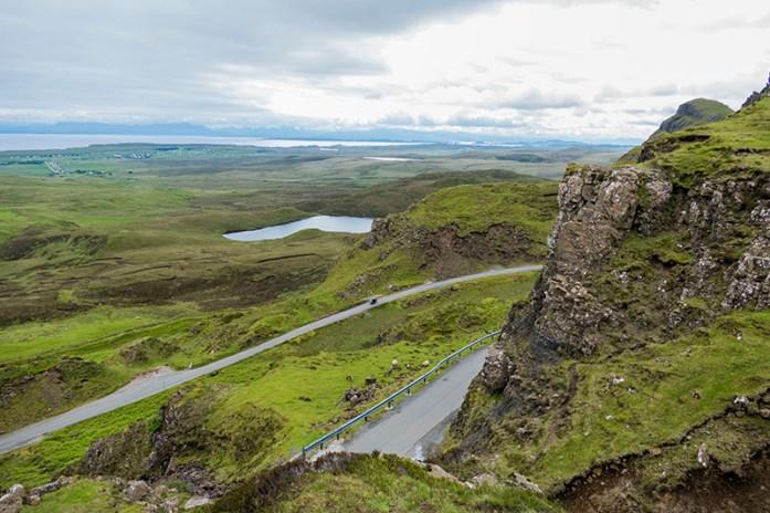 Visitar a Ilha de Skye: Quiraing Pass