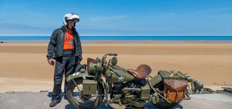 Desembarque da Normandia - Dia D - Omaha Beach