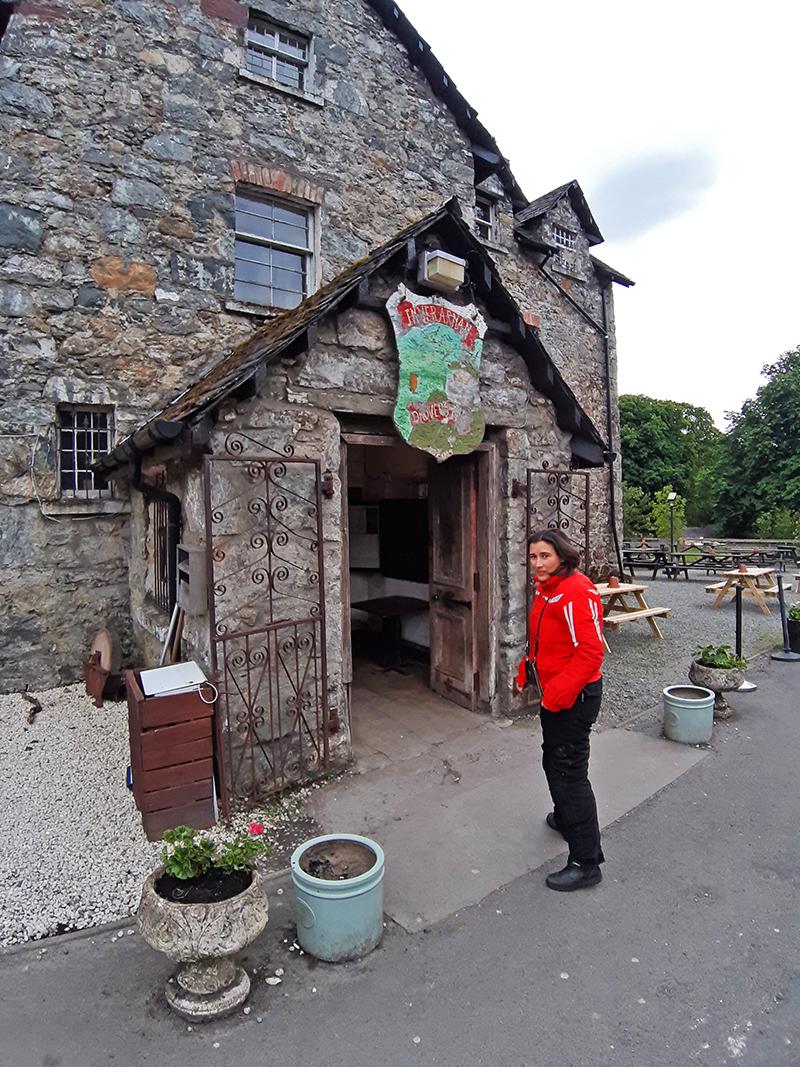 Drovers Inn, o mais antigo pub escocês