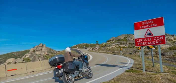 Loriga Pass, Melhores estradas de Portugal