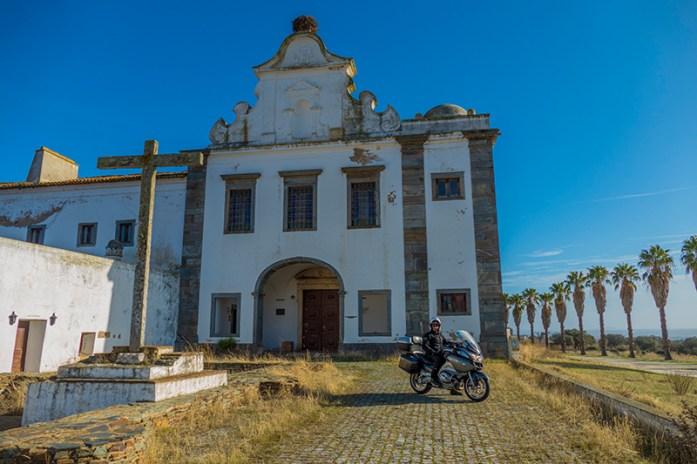 Convento da Orada.