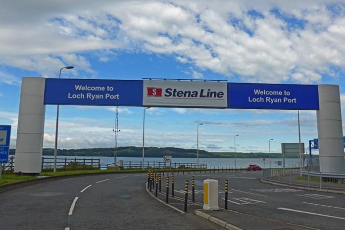 Como chegar à Irlanda de mota?