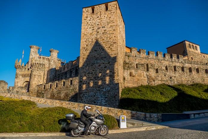 Castelo Templário de Ponferrada