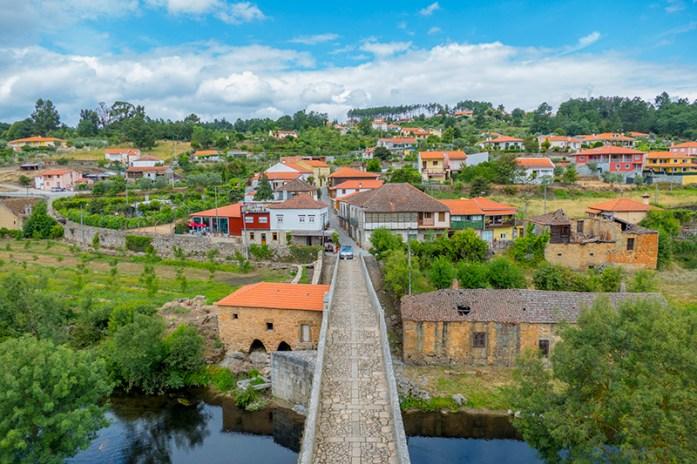 Ponte Fortificada de Ucanha