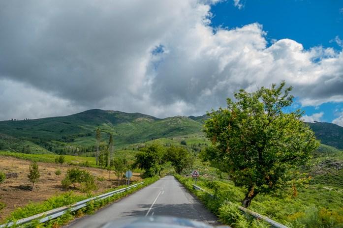 Estrada N202 Porta do Mezio, Serra do Soajo