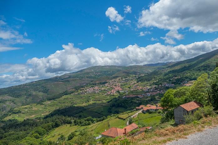Aldeias aninhadas na Serra da Peneda