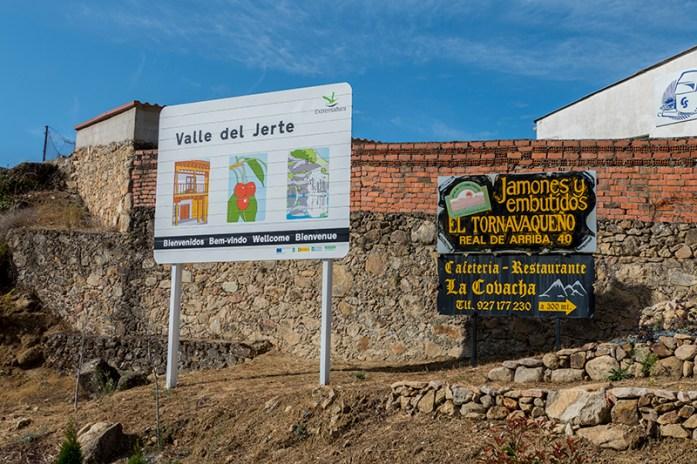 Vale de Jerte, Serra de Gredos