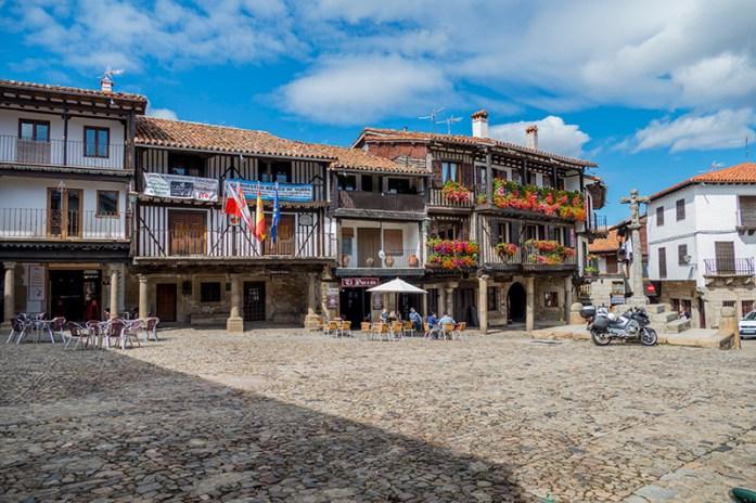 Serra de França, la Alberca