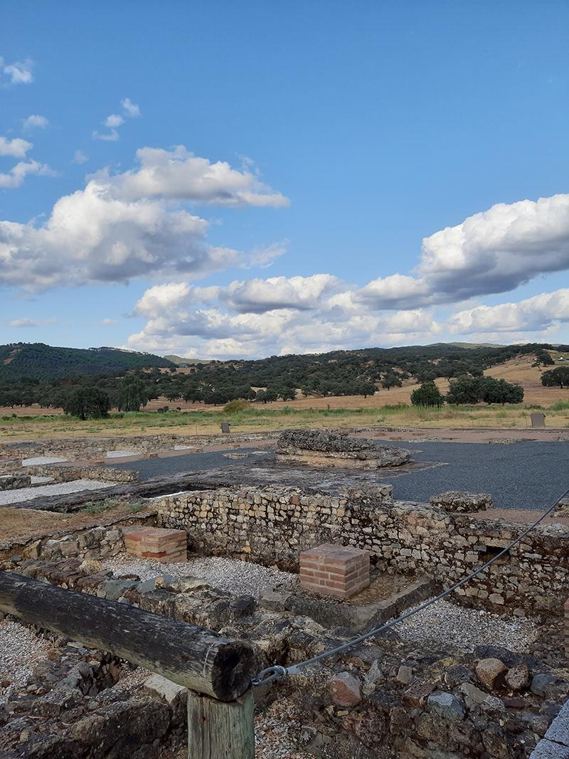 Ruínas Romanas de Turobriga