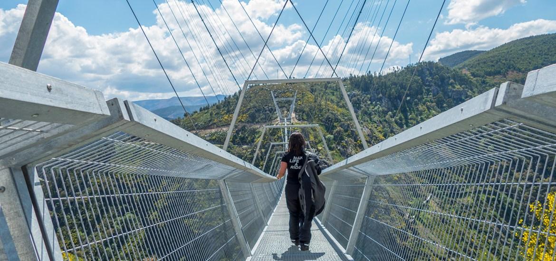 Visitar a Ponte Suspensa 516 Arouca
