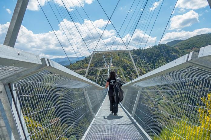 Ponte Suspensa 516 Arouca