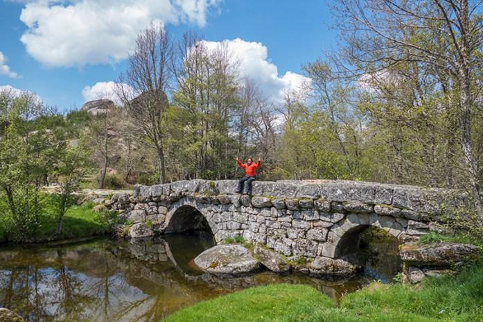 Ponte Românica da Panchorra