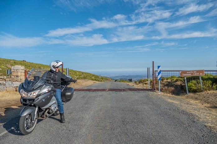 9 Estradas de montanha para andar de mota na Serra de Gredos