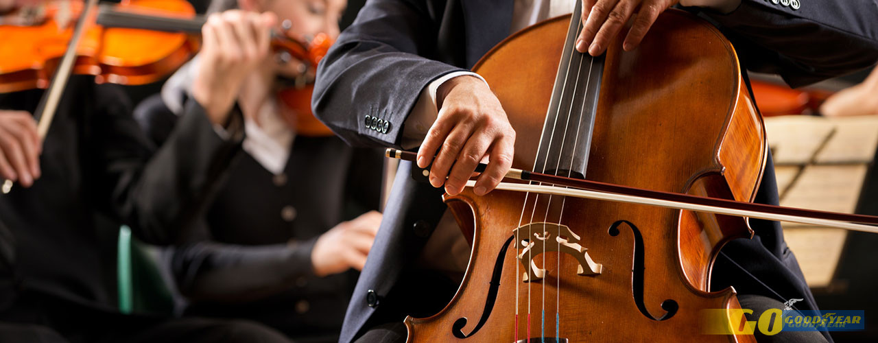 Orquestra clásica - Quilometrosquecontam