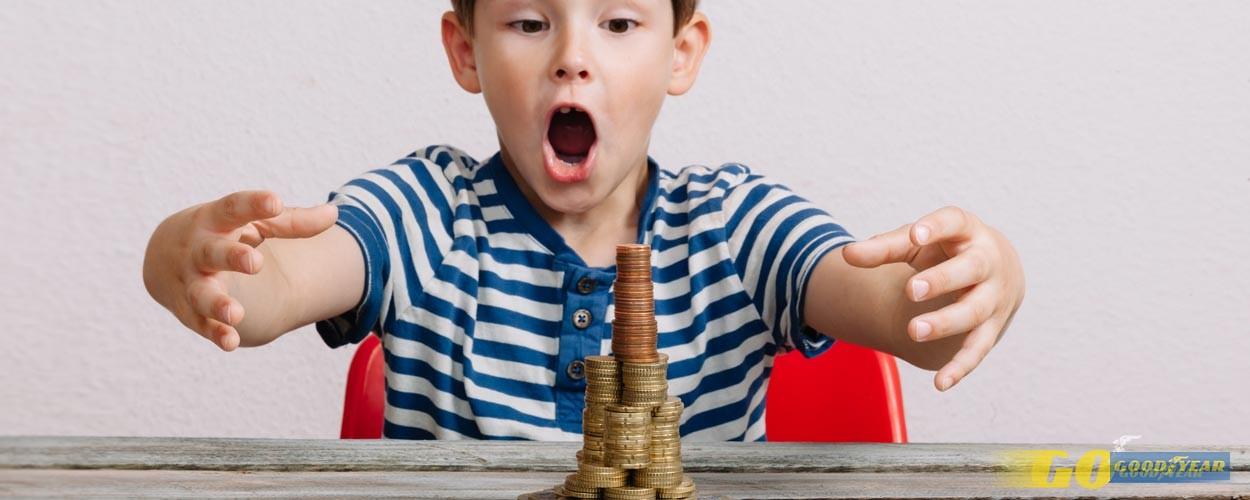 Museu do Dinheiro: Como terá surgido a primeira mesada?