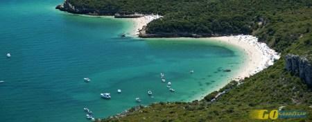 Galapinhos, uma escapadela na melhor praia da Europa