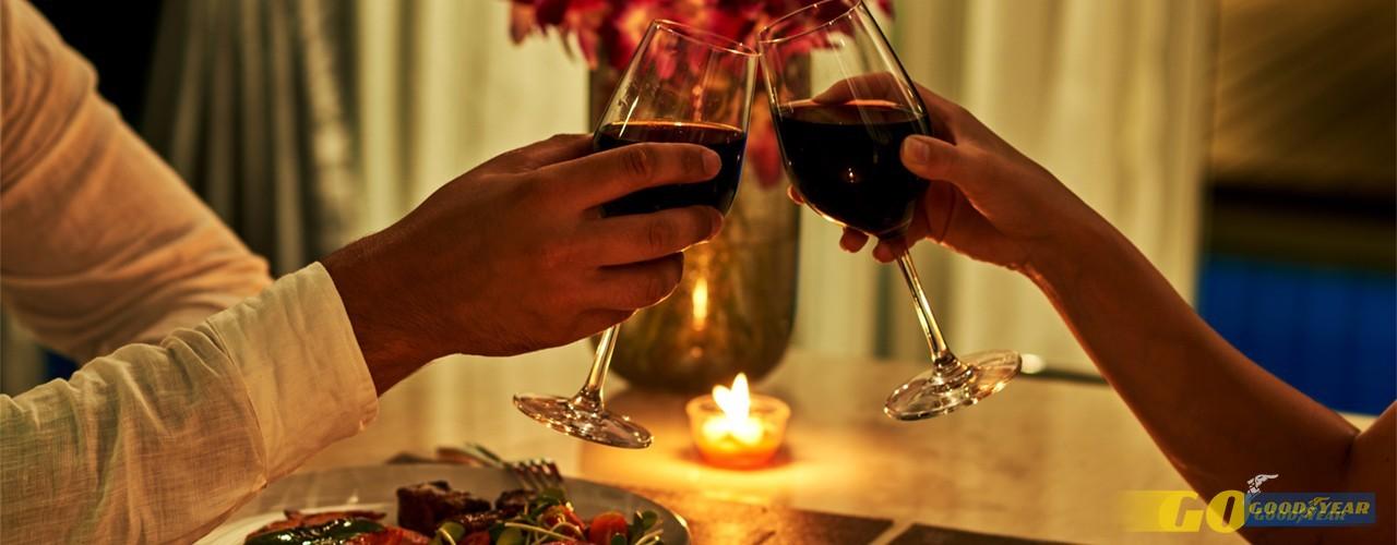 Jantares românticos para nunca esquecer o São Valentim