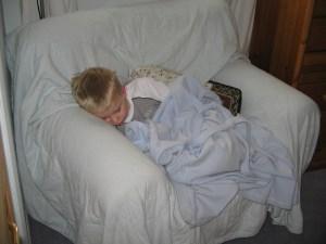 Andre Asleep chair