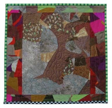 "01. ""The Mocha Tree"" Yvonne Porcella Arnold, California"