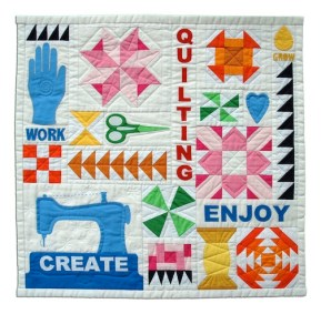 "64. ""20 Blocks for Twenty Years"" Alison Ruggiero Brooklyn, New York"