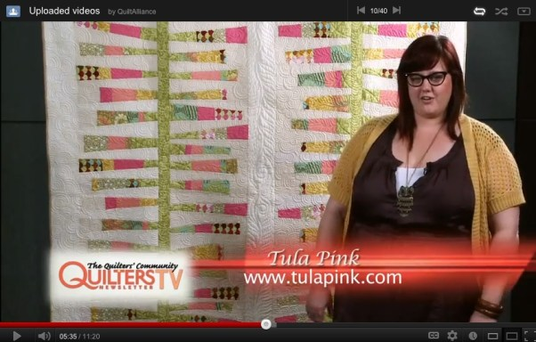 3. Support free Quilt Alliance content 24 hours a day and 7 days a week.