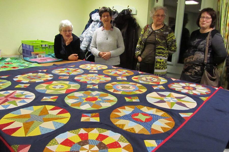 Quiltbee in Castenray