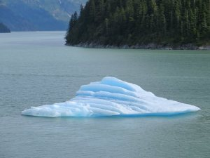 Small Glacier in Tracy Arm