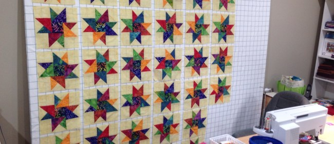 Quilter….Interrupted!