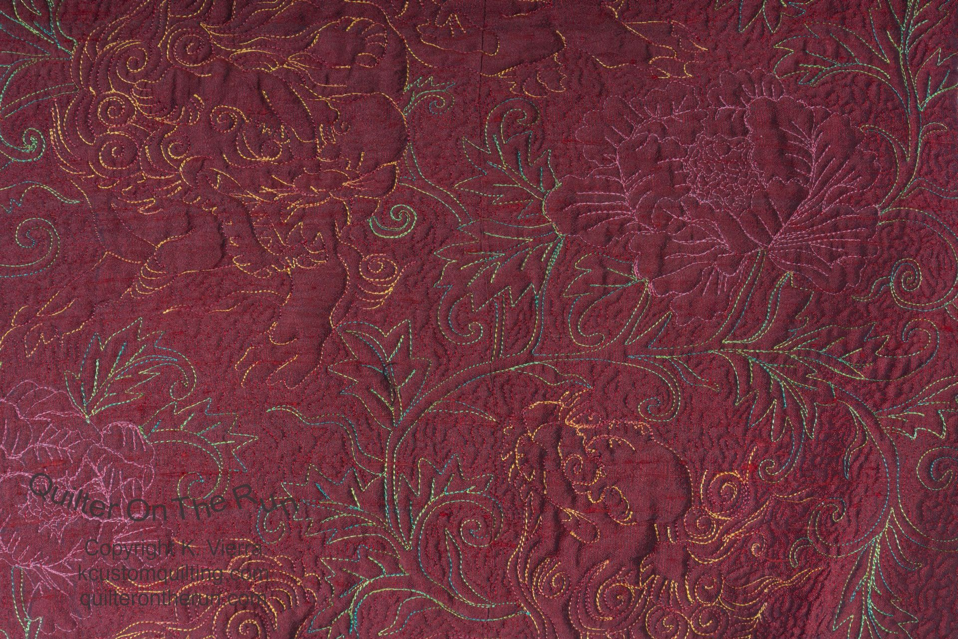chinese lions silk dupioni vest steampunk
