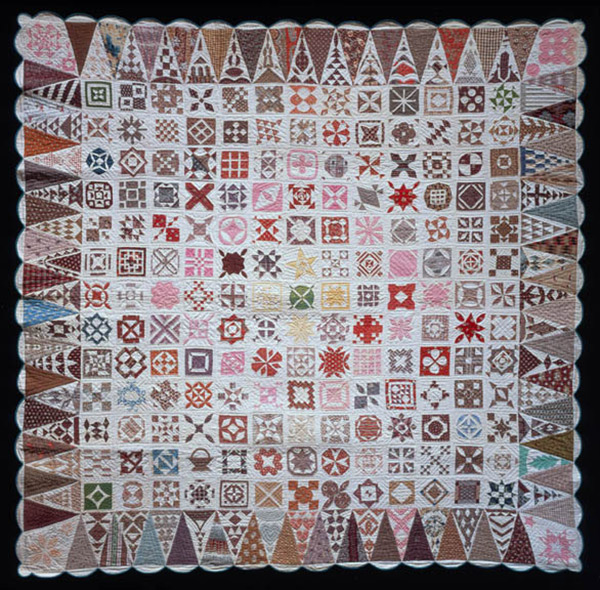 Running and Dear Jane Quilts
