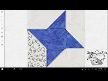 Friendship Star Quilt Block Quilting Ideas Variation #4