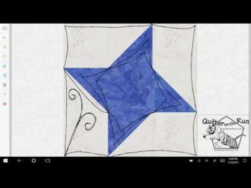 Friendship Star Quilt Block Quilting Ideas Variation #5