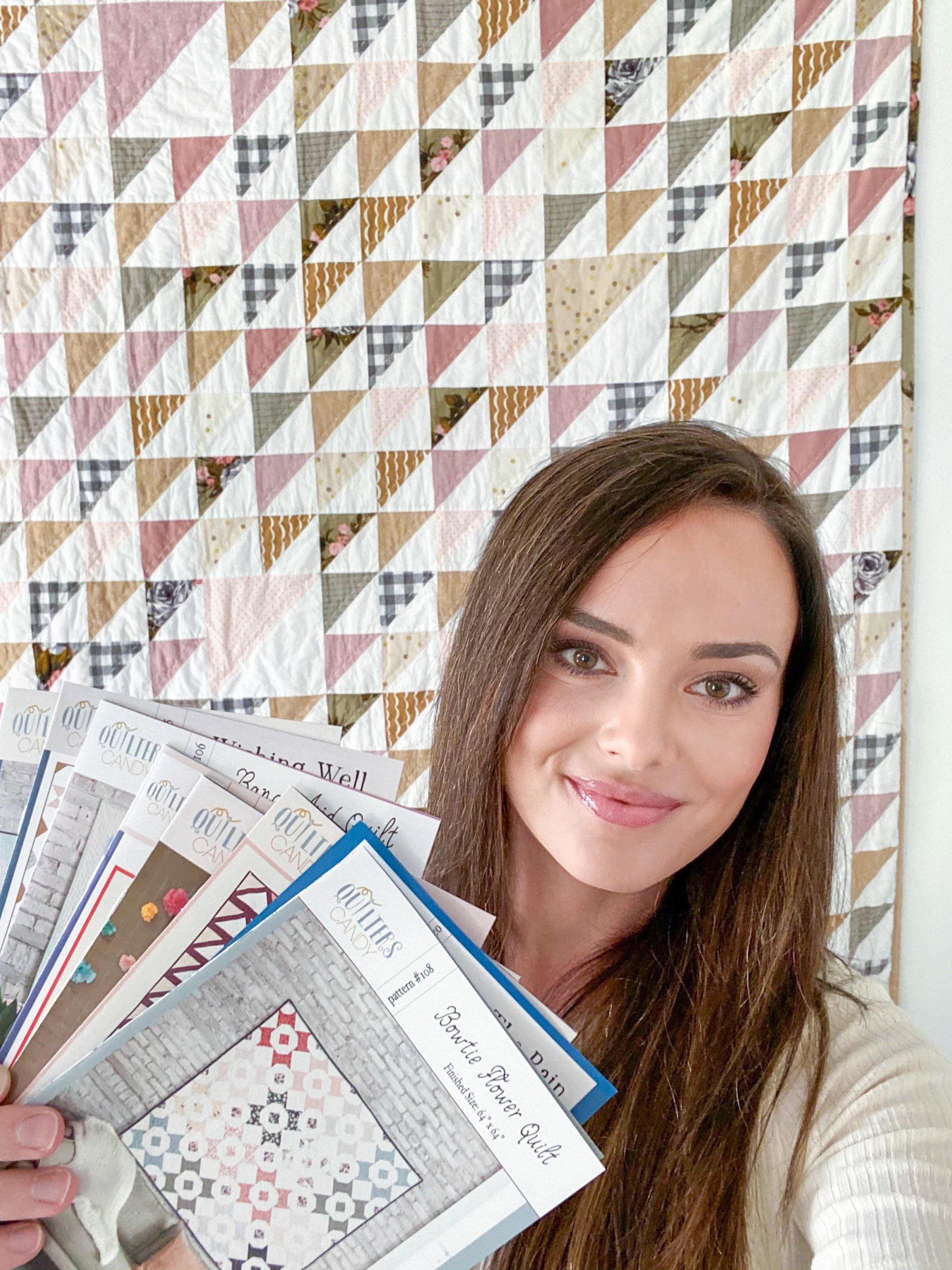 Learn to write and sell quilt patterns