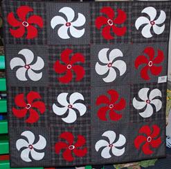 Windmill Wagga quilt