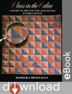 clues ebook Barbara Brackman