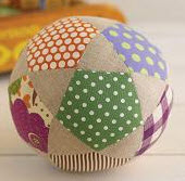 patchwork ball