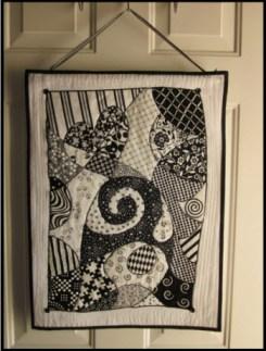 zentangle quilt tutorial